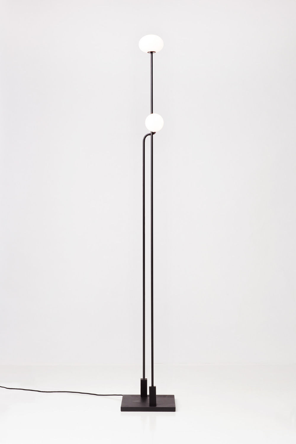 Tempo Floor Lamp Atelier de Troupe in 2020 | Floor lamp