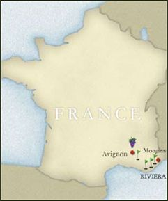 France Golf Vacation Package | Provence Golf | Terre Blanche Golf | Riviera Golf