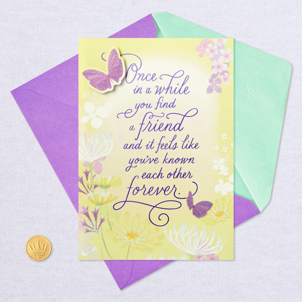 Thanks For Being A Really Good Friend Birthday Card Greeting Cards Hallmark Kim Birthday Cards For Friends Best Friend Birthday Cards Cool Birthday Cards