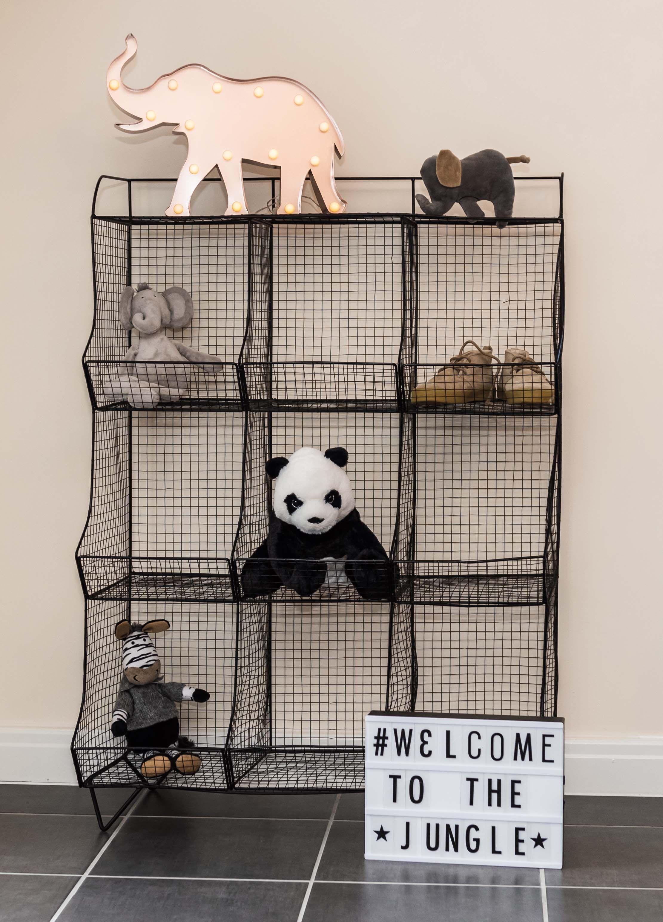 industrial wire storage unit in 2019 boys room wire basket rh pinterest com