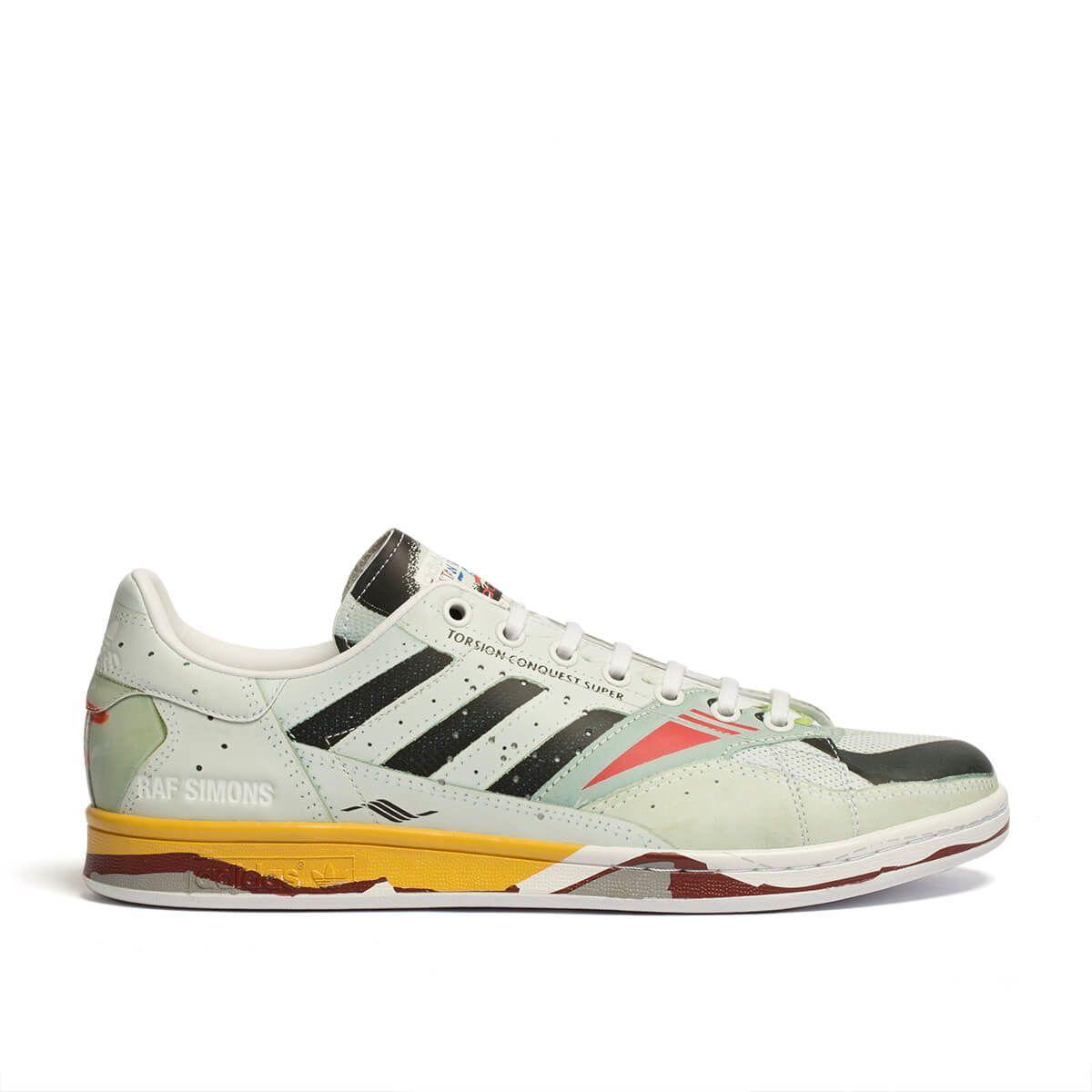 324a32a413b55 ADIDAS BY RAF SIMONS TORSION STAN SNEAKERS.  adidasbyrafsimons  shoes