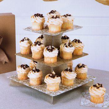 Gold Round Cupcake Stand Square Cupcake Stand Cupcake Stand