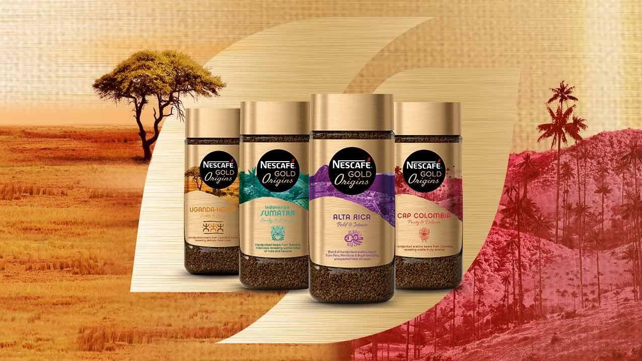 Our Campaigns Nescafe, Nescafe gold blend, A food