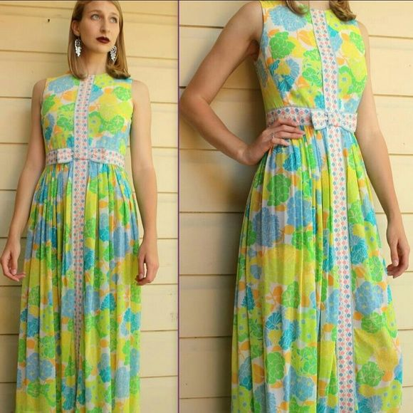 Maxi dresses for over 60s