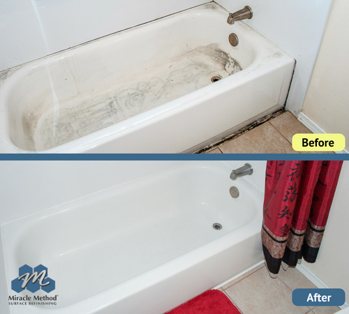 Bathtub Refinishing With Images Refinish Bathtub Old Bathtub