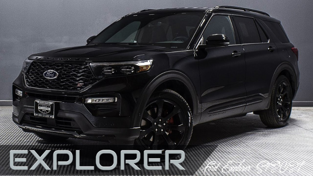 39+ Ford explorer xlt sport package trends