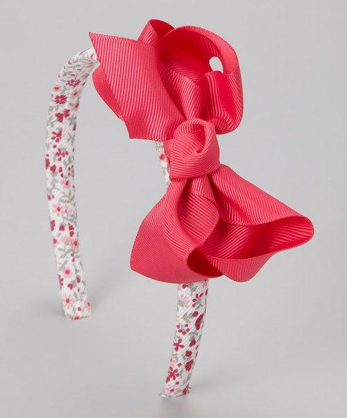 Fabric/Ribbon Headband