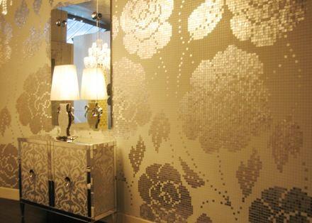 Look! Bisazza Mosaics   Tela