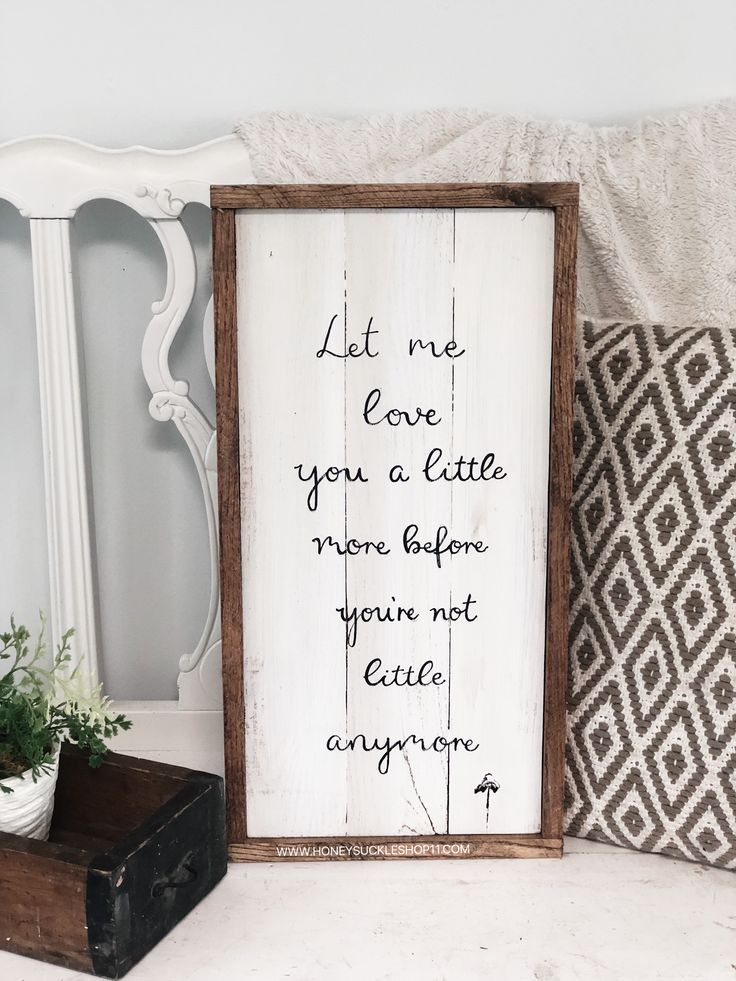 Download Let me love you a little more (With images)   Nursery ...
