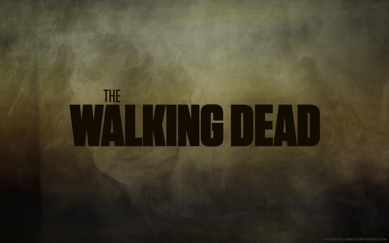 Free Hd Wallpapers For Your Computer The Walking Dead Logo