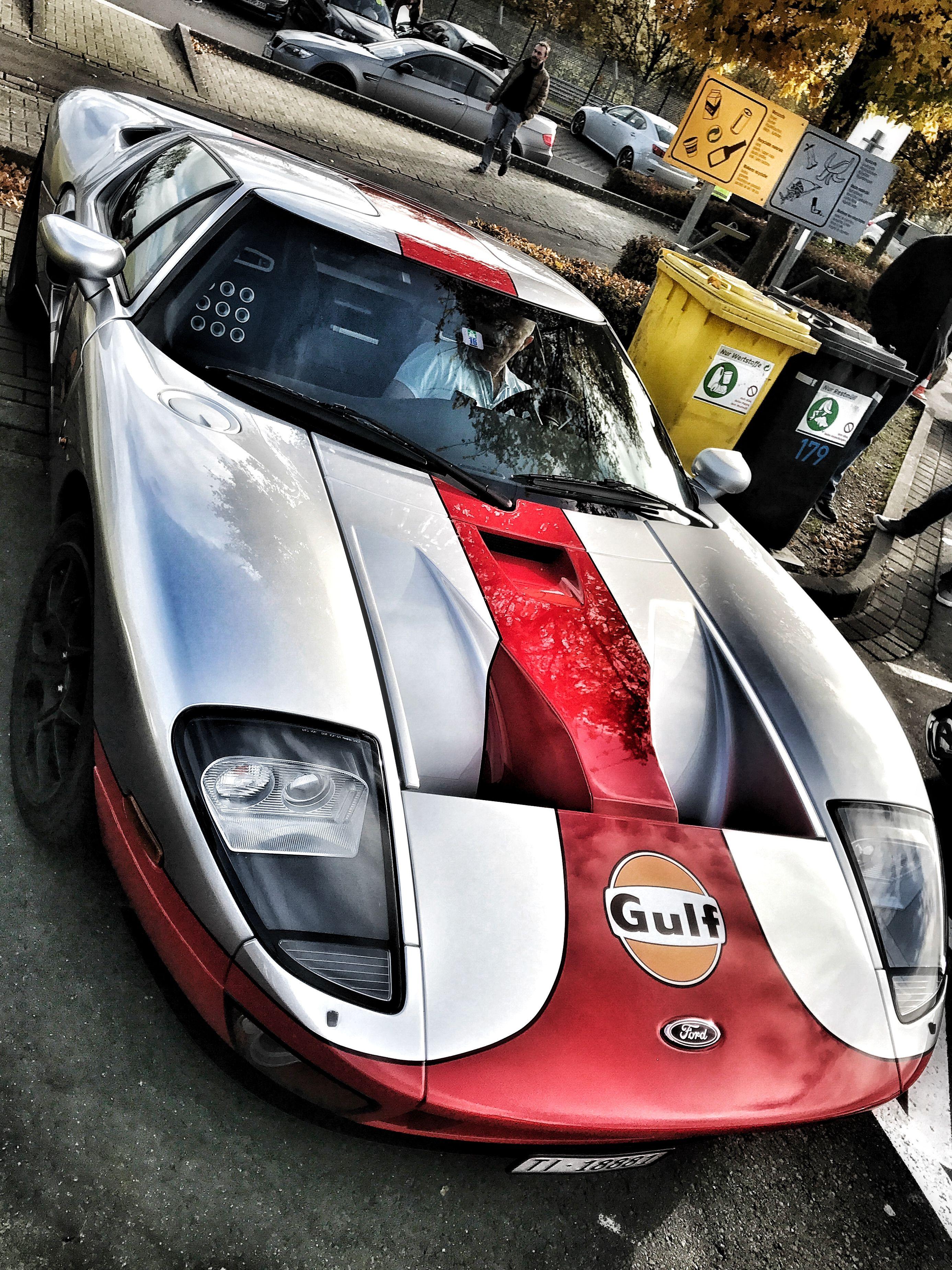 Ford Gt Nurburgring