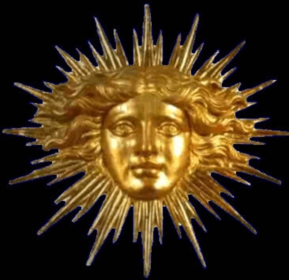 Pin By Rebekah Myers On Sol Luna Pinterest Sun King And Apollo