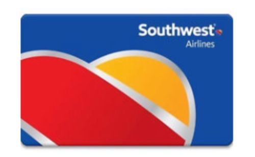 southwest airlines coupons giftcards rover