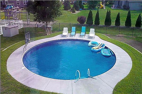 Small Round Pool 4 Inground Pool Designs Swimming Pool