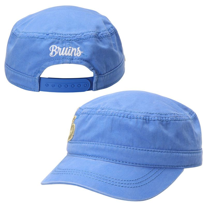 11ecaa01e20 UCLA Bruins adidas Women s Military Adjustable Hat - Blue