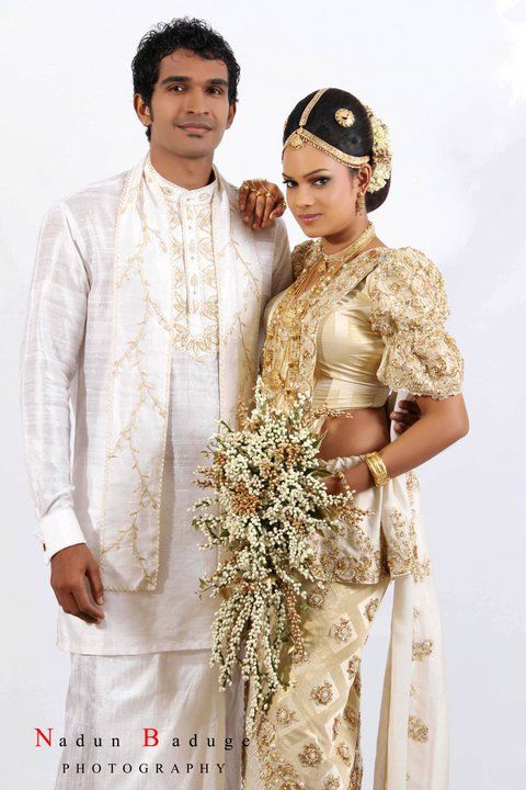 Sri Lanka Wedding Fashion