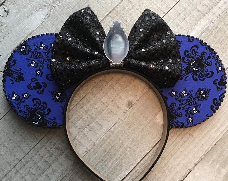 Haunted Mansion Minnie Ears haunted mansion Mickey ears