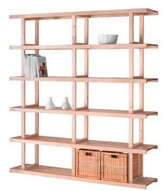 Existing furniture: Ikea norrebo shelving unit | Temporary