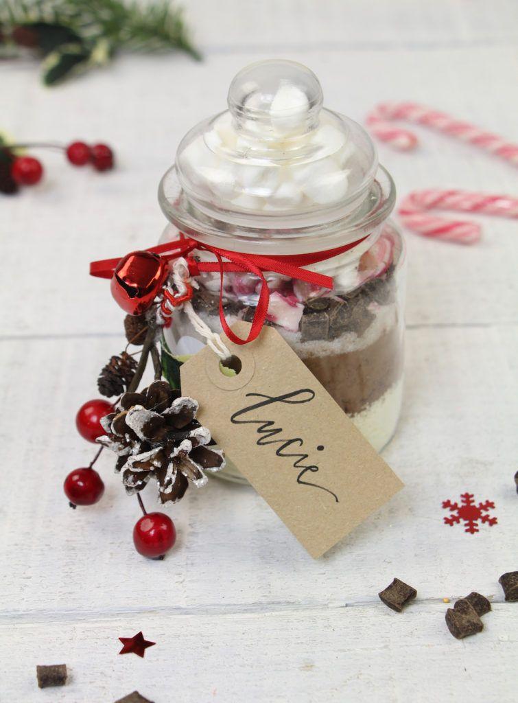 Christmas Christmas DIY Hot Chocolate Jars The Perfect