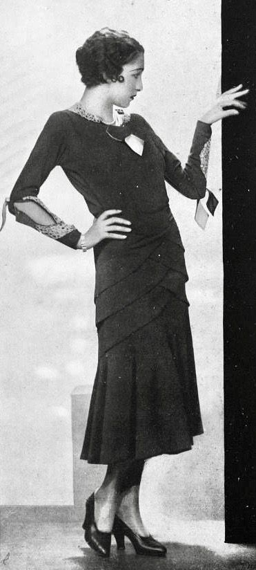Pin Von Frollein Minna Auf 1930s Fashion Alte Fotos Mode Und