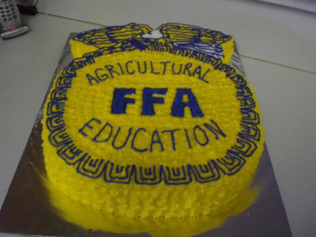 This Is A Great Cake For You Banquet Or Your Favorite Ag