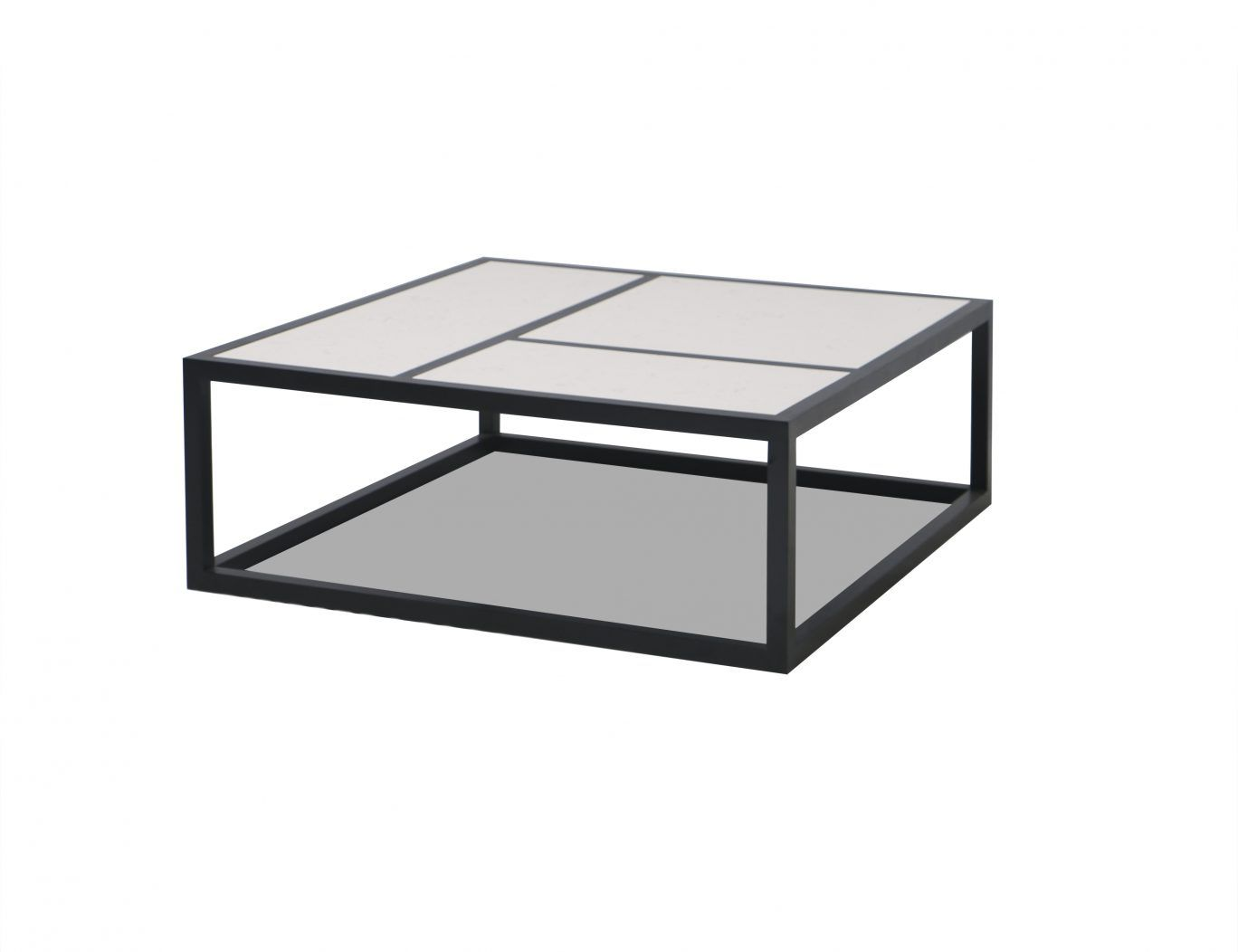 Roux marble square coffee table liang eimil coffee