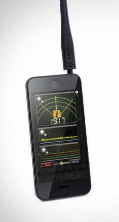 Mr. Ghost iPhone EMF Detector | Father's Day Gifts