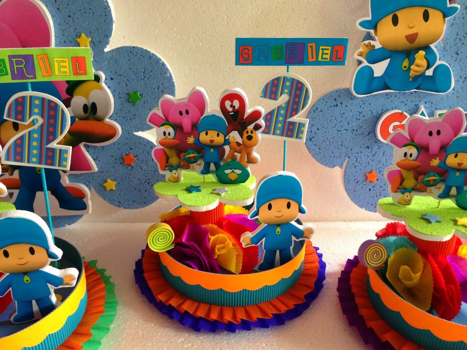 Decoraciones infantiles enero 2014 ideas para fiestas - Decoraciones para cumpleanos infantiles ...