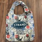 Strand Book Store New York City Folding Tote Amore Paris NWT #Unisex