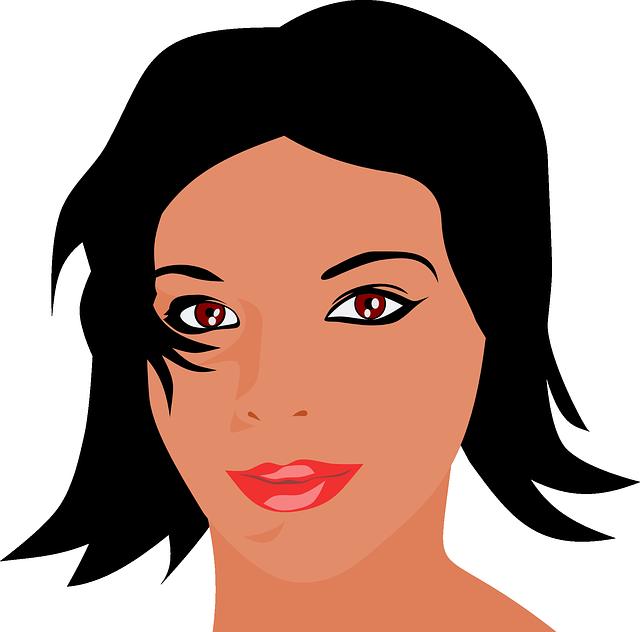 Free Image on Pixabay - Beauty, Brunette, Face, Girl, Woman