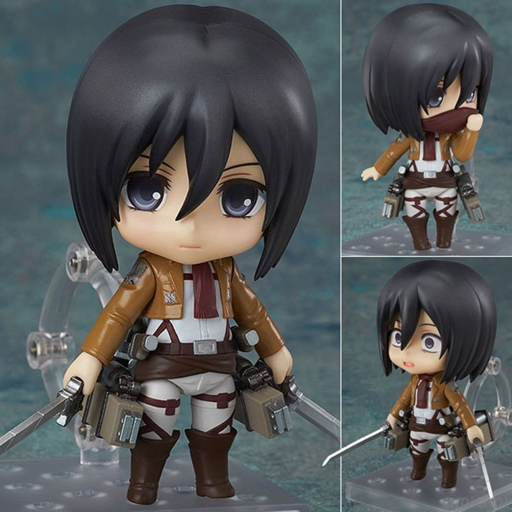 Attack On Titan Mikasa Ackerman Toy Anime, Attack on