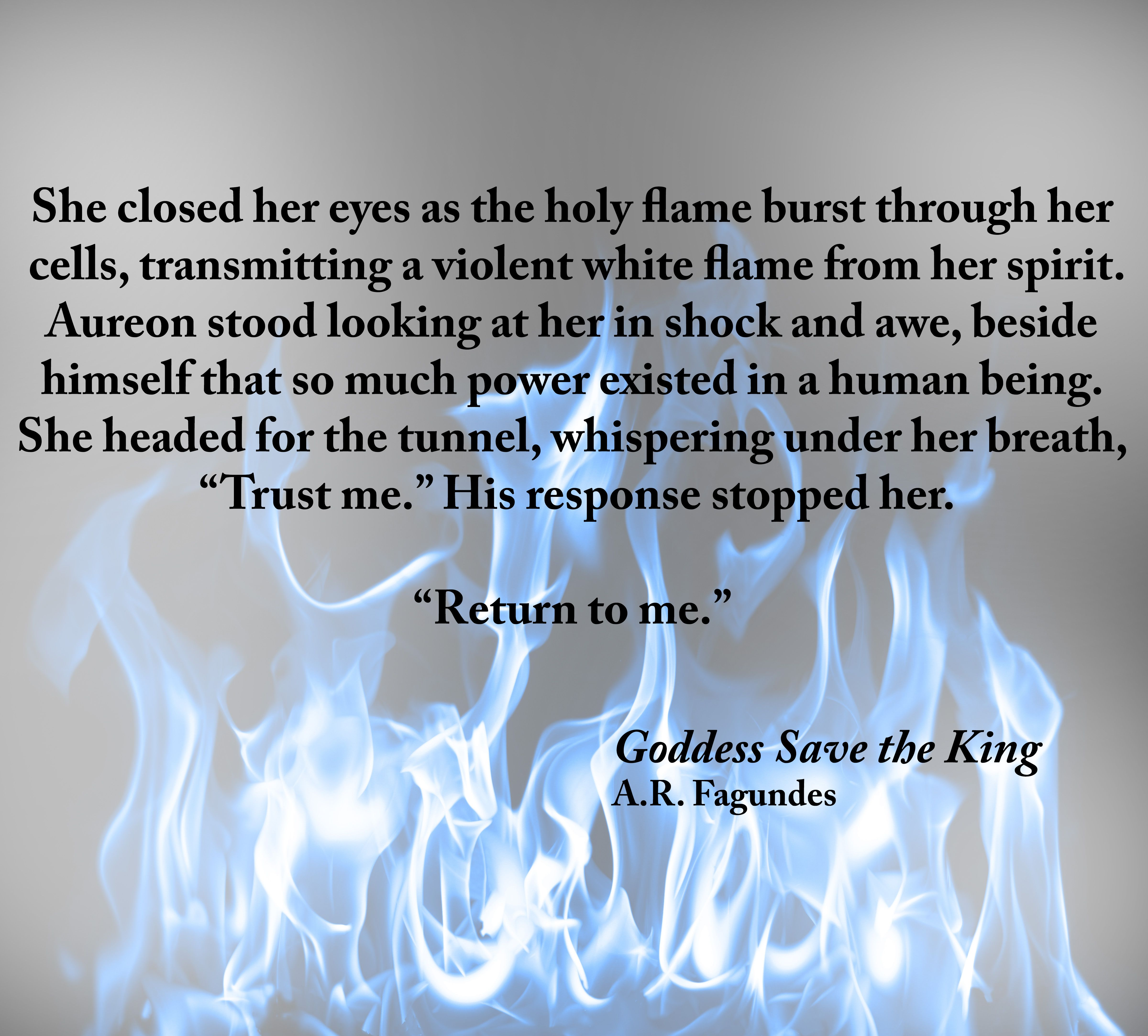Goddess Save the King, book 1 of The Diviner Chronicles