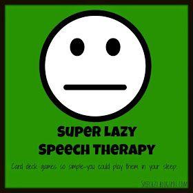 lazy speech