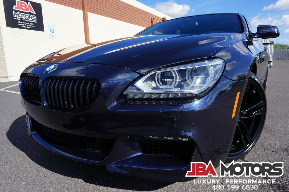 For Sale 2013 Bmw 650i Gran Coupe 650i M Sport Package 650 Grancoupe 6 Series 2013 650i Msport Gran Coupe 650 Granco Bmw 6 Series Bmw 650i Gran Coupe Bmw 650i