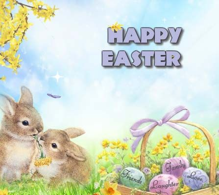 Happy Easter Cards Free Be Full Free Happy Easter Ecards