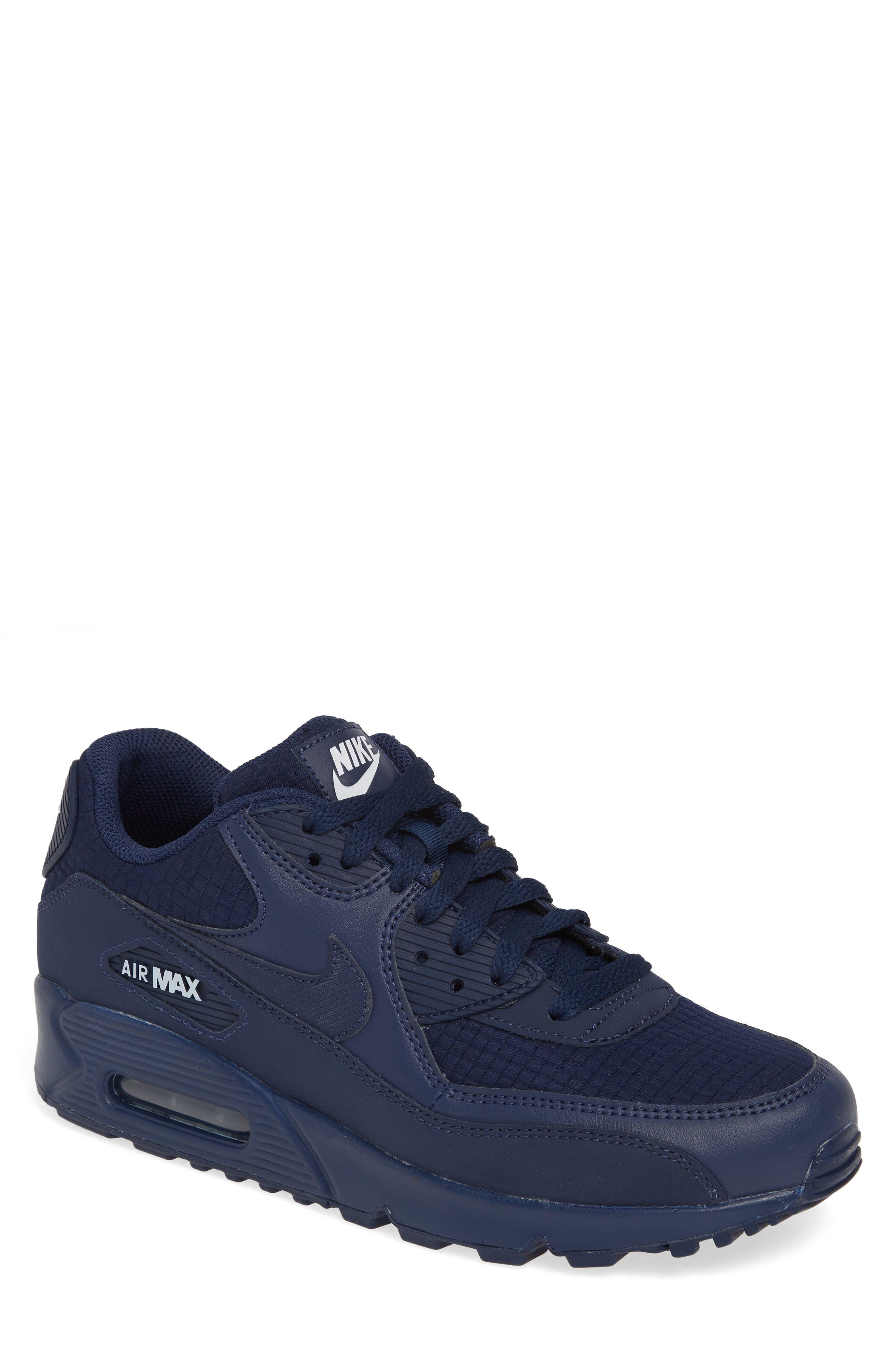 Nike Air Max 90 Essential Sneaker (Men   Nike air, Nike air