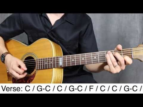 201 Easy Guitar Songs with Short Chord Progressions | Guitar Chalk ...