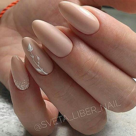 Pin By Carlisle Cummins On Manikyur Pointed Nails Gel Nails Cute Nails