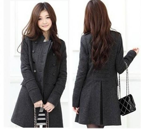 ladies winter coats, outfit, fashion, style, model 9 | Coats ...