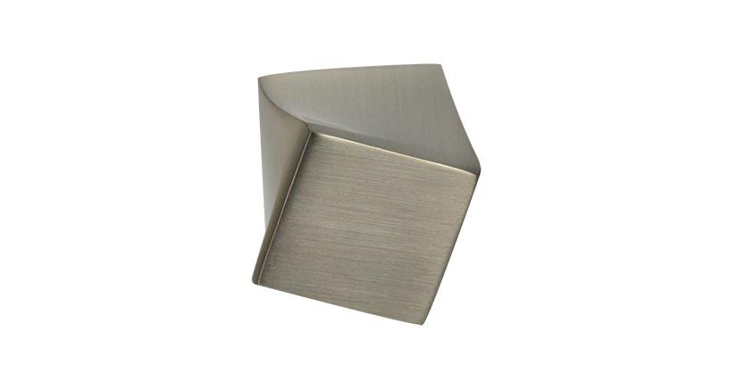 #3510 CKP Brand Knob Brushed Nickel | Cool Knobs and Pulls