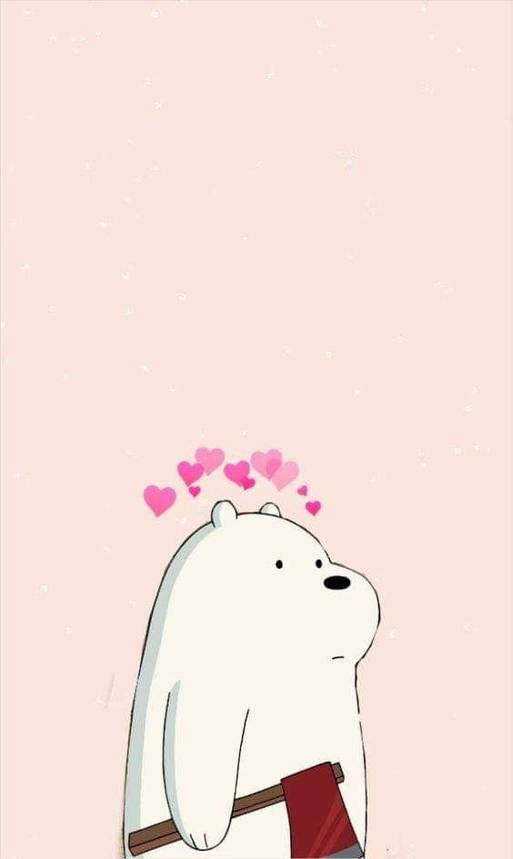 Pin by Miss Missyyy on We Bare Bears Bear wallpaper, Ice