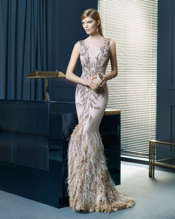 Bridesmaids' Style: Two Cocktail 2014 Collection by Rosa Clara - Munaluchi Bridal Magazine