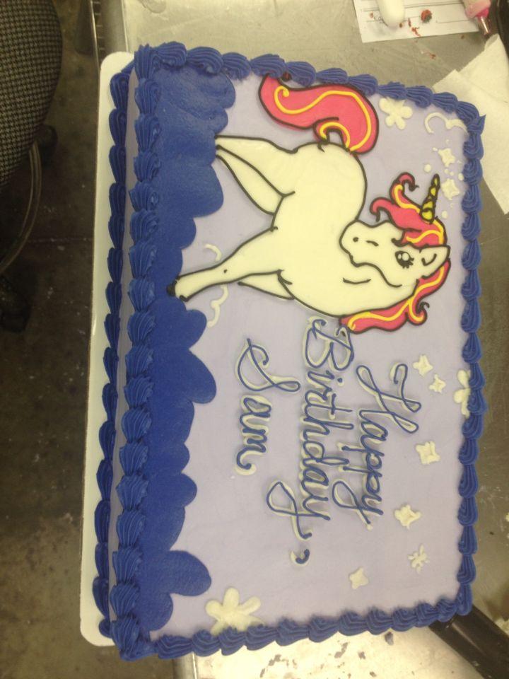 Unicorn Sheet Cake My Cakes Pinterest Cake