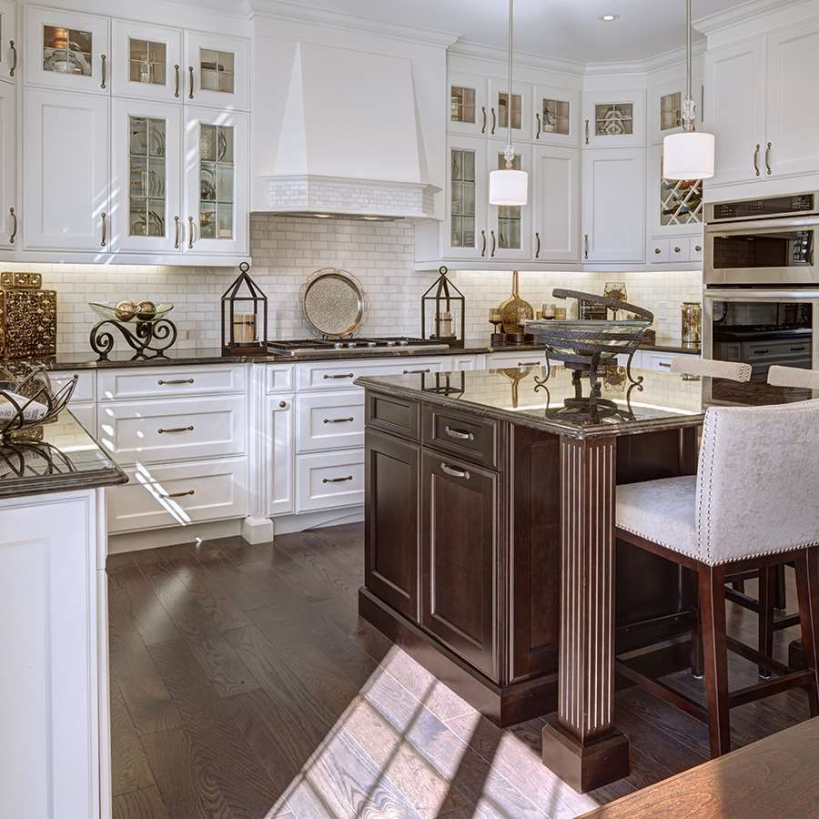 Mattamy Homes Inspiration Gallery: Kitchen   The Parkside Kitchen (half  Moon Bay) | Popular | Pinterest | Half Moon Bay, Kitchens And House