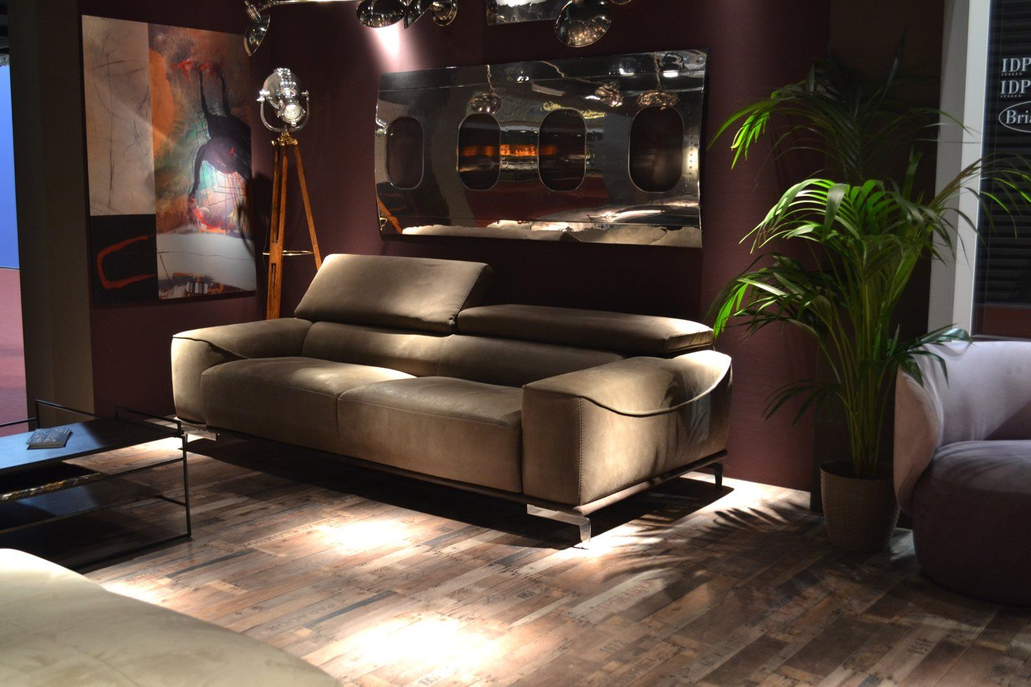 Miami sofa Made in Italy collection