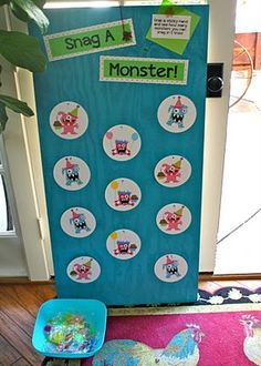 Monster Birthday Bash -