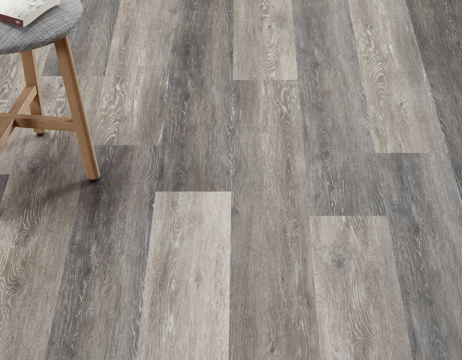 coretec plus 50lvp706 ch ne gris blanchi coretec lame vinyle hybride clipser. Black Bedroom Furniture Sets. Home Design Ideas