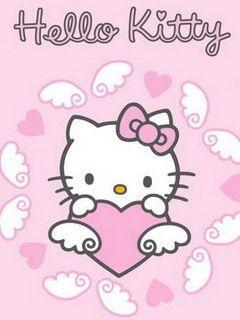 Moving 3d Hello Kitty Screensaver Cute Hello Kitty Cell