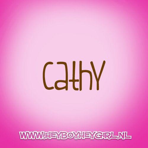Cathy (Voor meer inspiratie, en unieke geboortekaartjes kijk op www.heyboyheygirl.nl)