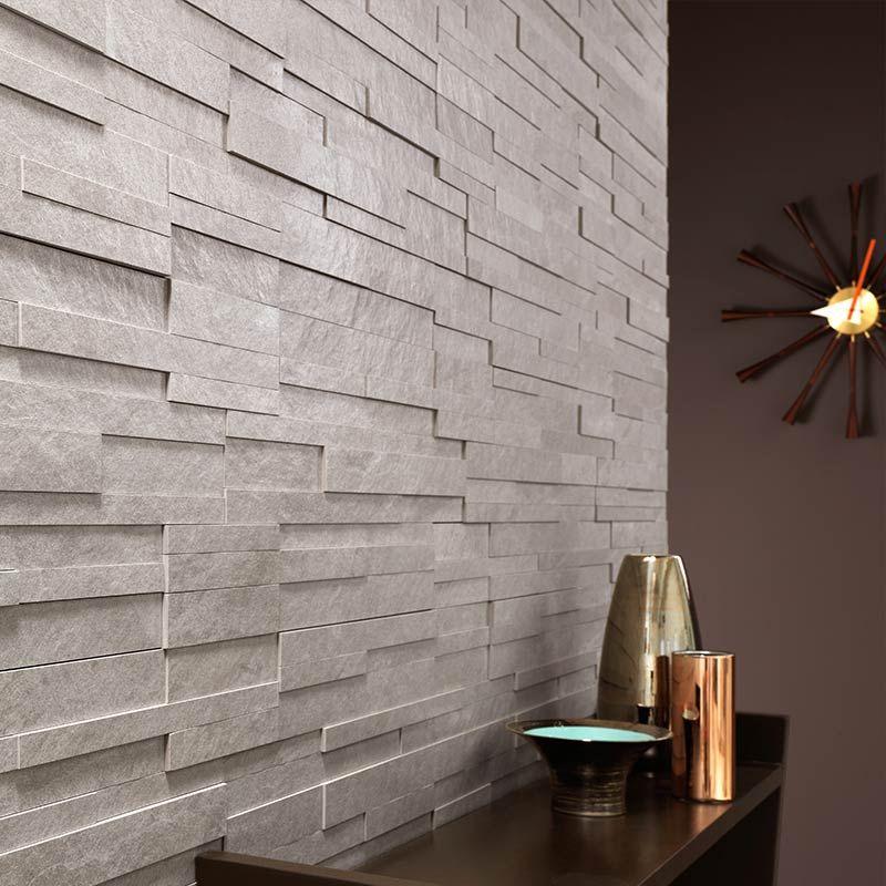 Lea Ceramiche Waterfall Ivory Flow Muretto 3d Lappato In 2020 Wandverkleidung Steinoptik Steinoptik Wandverkleidung